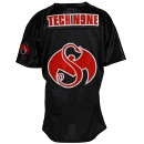 Tech N9ne - Black Football Facepaint Jersey