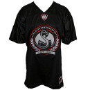 Tech N9ne - Black Roman Football Jersey - 3-XL