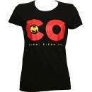 Tech N9ne - Black Colorado Ladies T-Shirt