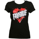 Tech N9ne - Black Fragile Ladies T-Shirt