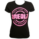 Tech N9ne - Black Areola Ladies T-Shirt