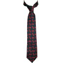 Tech N9ne - Black Strange Music Neck Tie