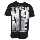 Tech N9ne - Black Clouds T-Shirt