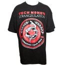 Tech N9ne - Black Strangeulation Canadian Tour 2014 T-Shirt