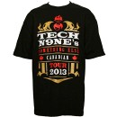 Tech N9ne - Black Canadian Something Else Tour T-Shirt