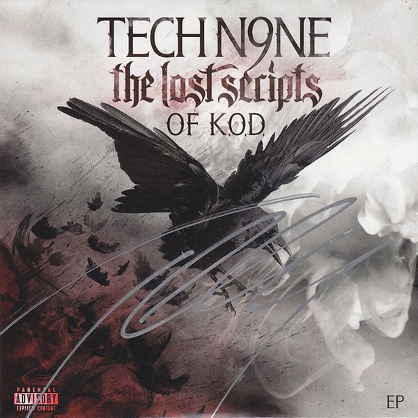 Tech N9ne - The Lost Scripts of K.O.D. CD