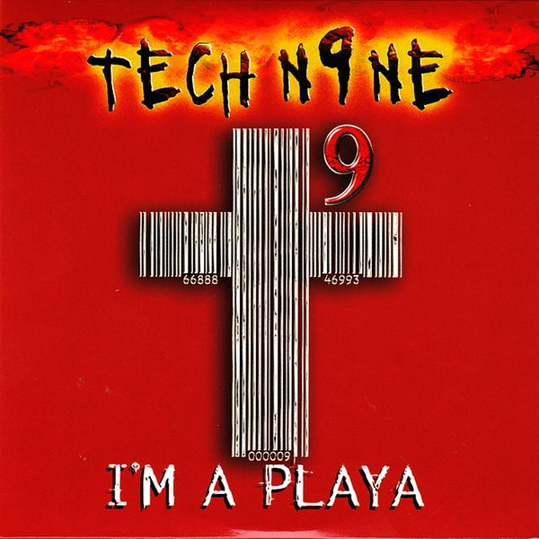 Tech N9ne - Imma Player CD Single