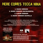 Tech N9ne - Here Comes Tecca Nina CD Single