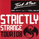Tech N9ne - Strictly Strange Tour 08 VIP CD
