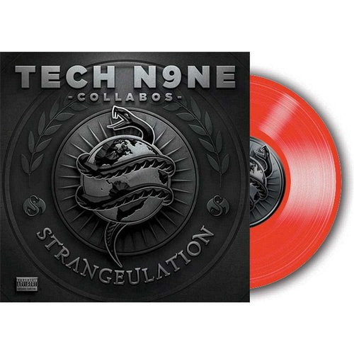 Tech N9ne Collabos - Strangeulation - Vinyl Album