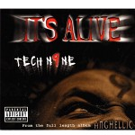 Tech N9ne - It's Alive - CD Single