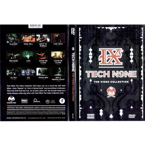 Tech N9ne - The Video Collection