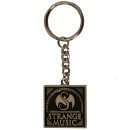 Tech N9ne - Strange Music Chrome Keychain