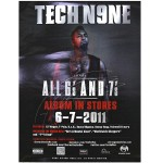 Tech N9ne - All 6s and 7s Poster