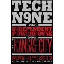 Tech N9ne - Limited Edition Kansas City Independent Powerhouse Tour Poster