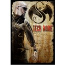 "Tech N9ne Legacy Poster by Rob Prior - 11"" X 17"""