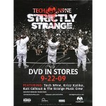 Tech N9ne - Strictly Strange Poster