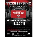 "Tech N9ne Collabos - Welcome to Strangeland Poster 18"" x 24"""