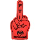Tech N9ne - Red Foam Finger