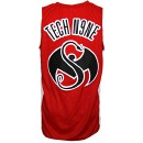 Tech N9ne - Red Facepaint Basketball Jersey