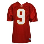 Tech N9ne - Red Football Jersey