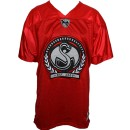 Tech N9ne - Red Roman Football Jersey - 3-XL