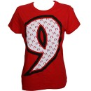 Tech N9ne - Red IX Ladies T-Shirt