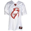 Tech N9ne - White Football Facepaint Jersey - Medium