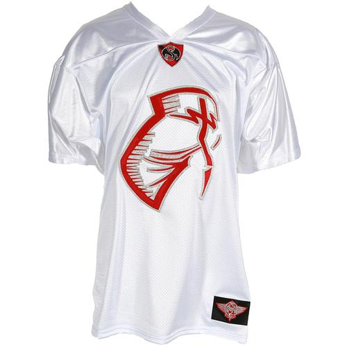 Tech N9ne - White Football Facepaint Jersey