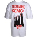 Tech N9ne - White KCMO VIP T-Shirt