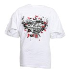 Tech N9ne - White Lips T-Shirt - Extra Large