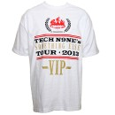 Tech N9ne - White Something Else VIP VIP T-Shirt - Extra Large