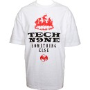 Tech N9ne - White Something Else Presale T-Shirt - Extra Large