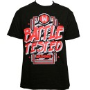 Wrekonize - Black Battle Tested T-Shirt - Extra Large