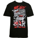 Wrekonize - Black War Ready T-Shirt - 2-XL