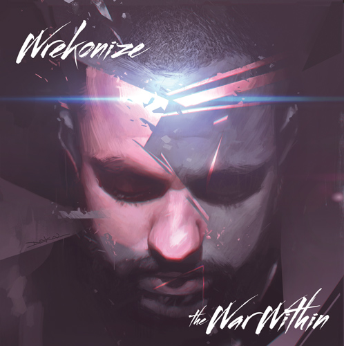 Wrekonize - The War Within CD