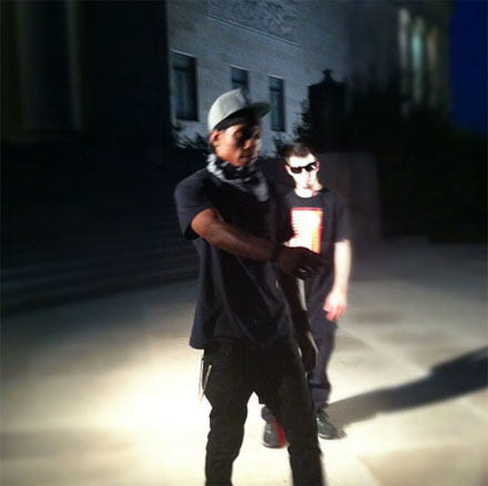 CES Cru Video Shoot
