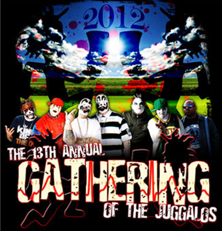 Gathering Of The Juggalos 2012
