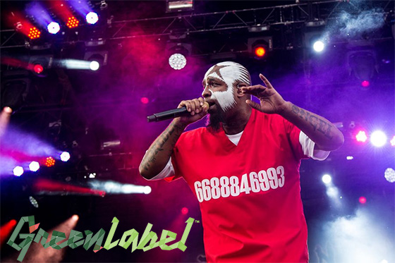 Tech N9ne GreenLabel